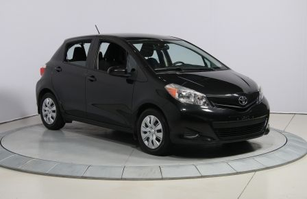 2014 Toyota Yaris LE AUTO A/C GR ELECT in Longueuil