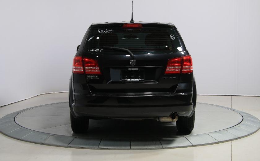 2010 Dodge Journey SE A/C GR ELECT #5