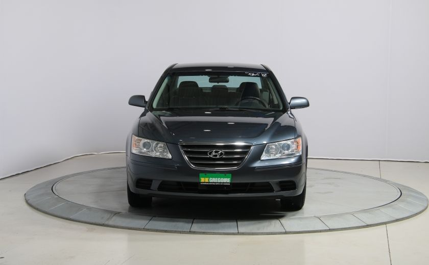 2010 Hyundai Sonata GL A/C GR ELECT #0
