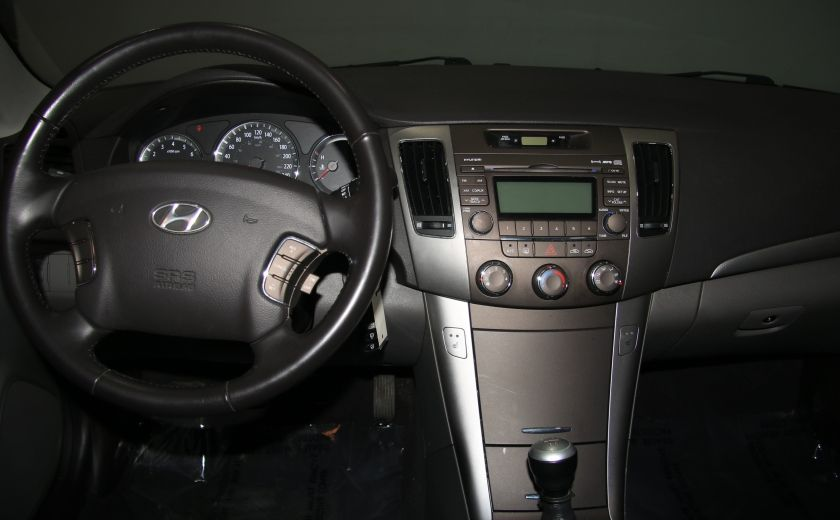 2010 Hyundai Sonata GL A/C GR ELECT #6