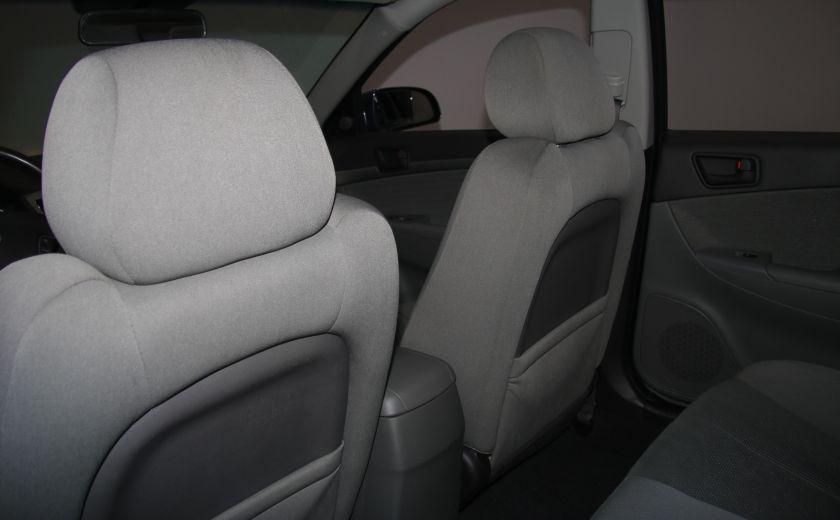 2010 Hyundai Sonata GL A/C GR ELECT #10