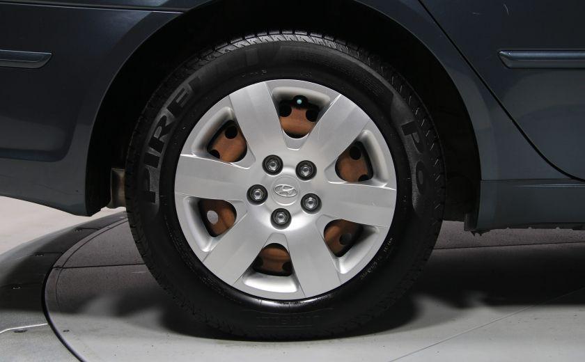 2010 Hyundai Sonata GL A/C GR ELECT #22