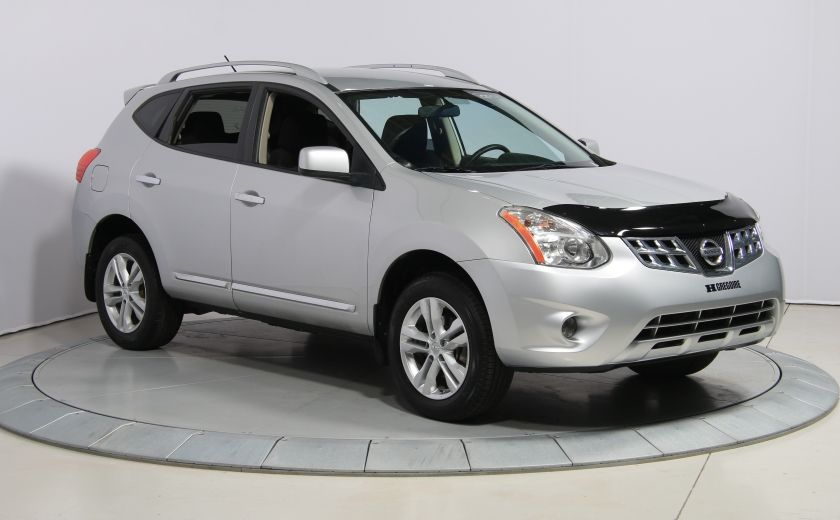 2013 Nissan Rogue SV AWD AUTO A/C GR ELECT MAGS BLUETOOTH #0