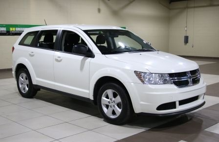 2013 Dodge Journey Canada Value Pkg AUTO A/C GR ELECT MAGS à Carignan