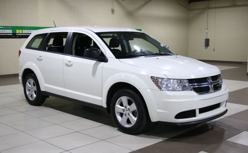2013 Dodge Journey Canada Value Pkg AUTO A/C GR ELECT MAGS #0