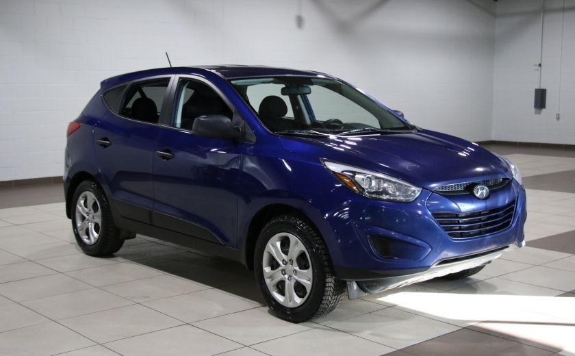 2014 Hyundai Tucson GL AWD AUTO A/C BLUETOOTH #0