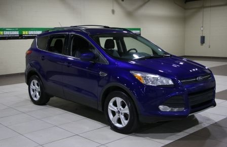 2015 Ford Escape SE AWD AUTO A/C MAGS BLUETOOTH à Montréal