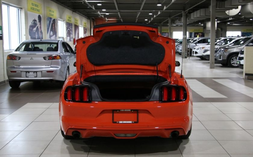 2016 Ford Mustang V6 AUTO A/C CONVERTIBLE MAGS CAMERA RECUL #31