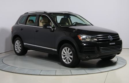 2012 Volkswagen Touareg Comfortline AWD CUIR NAVIGATION in Gatineau