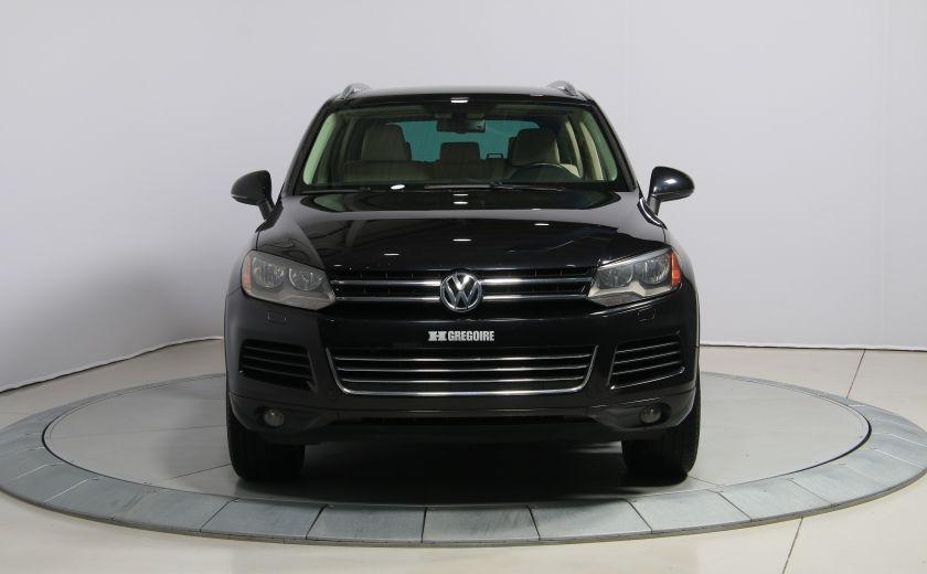2012 Volkswagen Touareg Comfortline AWD CUIR NAVIGATION #1