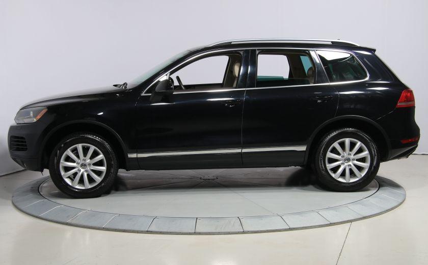 2012 Volkswagen Touareg Comfortline AWD CUIR NAVIGATION #3
