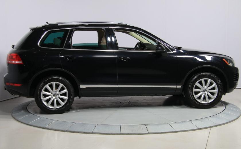 2012 Volkswagen Touareg Comfortline AWD CUIR NAVIGATION #7