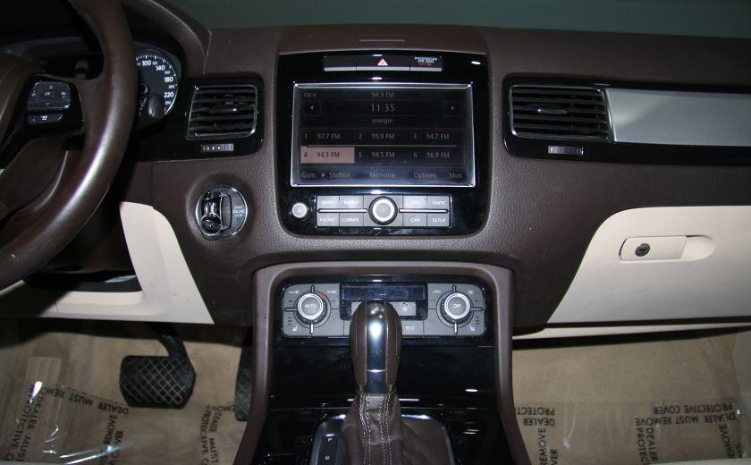 2012 Volkswagen Touareg Comfortline AWD CUIR NAVIGATION #15