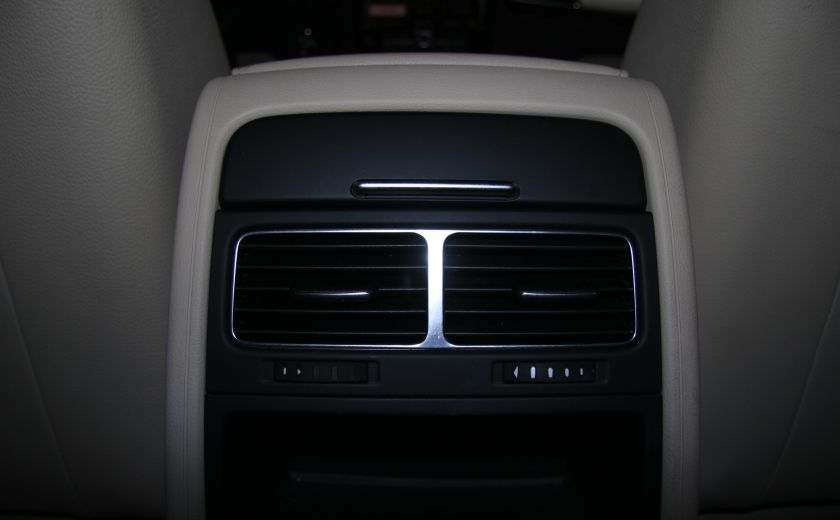 2012 Volkswagen Touareg Comfortline AWD CUIR NAVIGATION #16