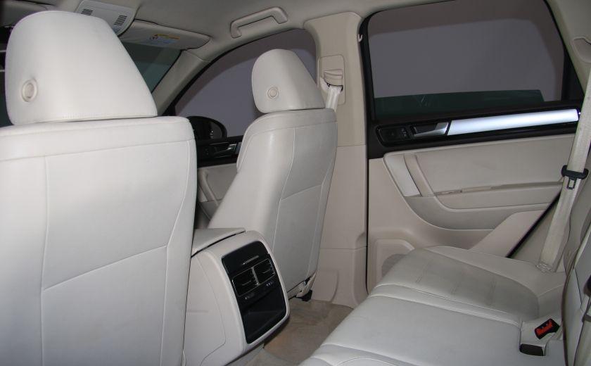 2012 Volkswagen Touareg Comfortline AWD CUIR NAVIGATION #20