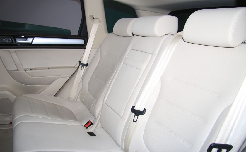 2012 Volkswagen Touareg Comfortline AWD CUIR NAVIGATION #21