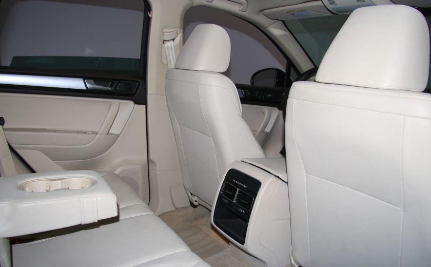 2012 Volkswagen Touareg Comfortline AWD CUIR NAVIGATION #22