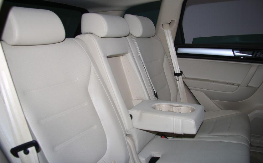 2012 Volkswagen Touareg Comfortline AWD CUIR NAVIGATION #23