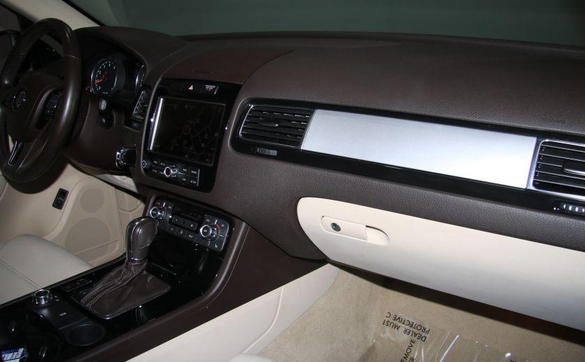 2012 Volkswagen Touareg Comfortline AWD CUIR NAVIGATION #24