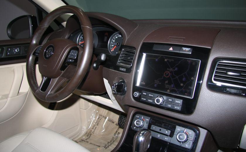 2012 Volkswagen Touareg Comfortline AWD CUIR NAVIGATION #25