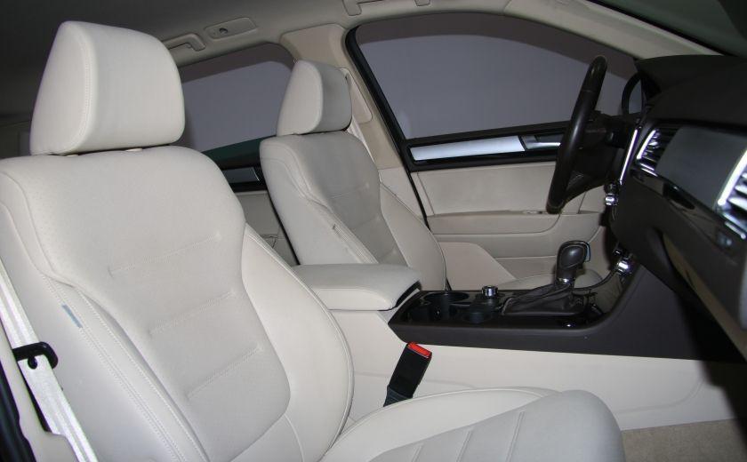2012 Volkswagen Touareg Comfortline AWD CUIR NAVIGATION #26