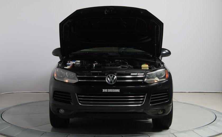 2012 Volkswagen Touareg Comfortline AWD CUIR NAVIGATION #28