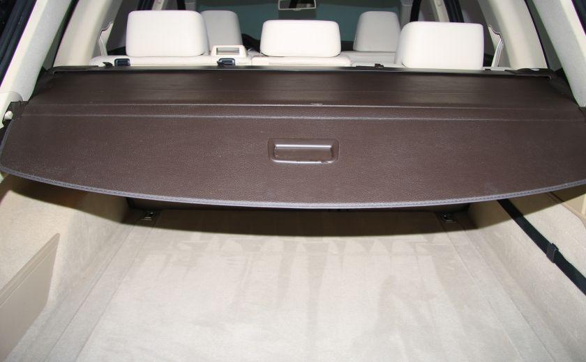 2012 Volkswagen Touareg Comfortline AWD CUIR NAVIGATION #30
