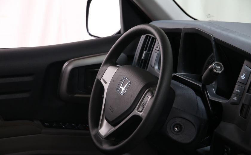 2013 Honda Ridgeline VP 4WD AUTO A/C GR ELECT MAGS CAMERA RECUL #17