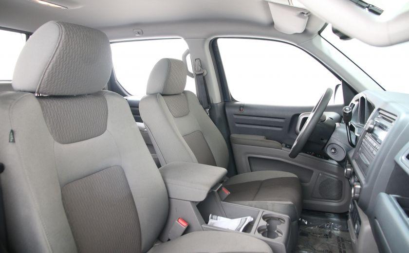 2013 Honda Ridgeline VP 4WD AUTO A/C GR ELECT MAGS CAMERA RECUL #18