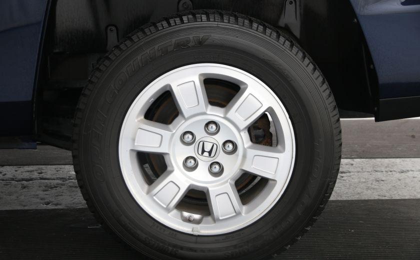 2013 Honda Ridgeline VP 4WD AUTO A/C GR ELECT MAGS CAMERA RECUL #23