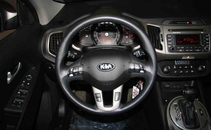 2014 Kia Sportage LX AWD AUTO A/C GR ELECT MAGS BLUETOOTH #4