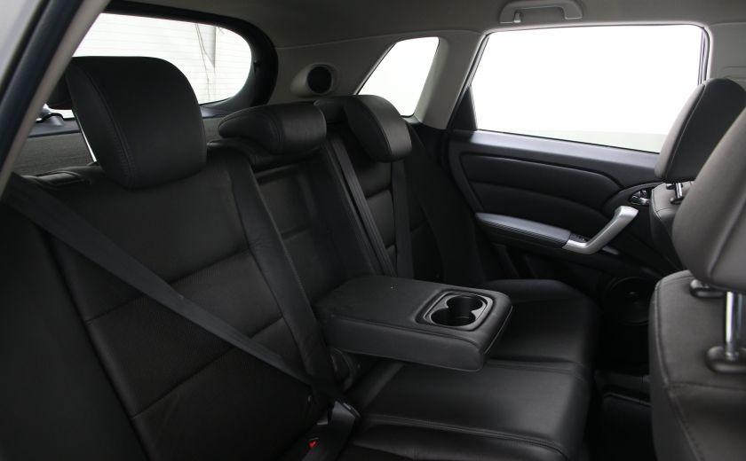 2012 Acura RDX Tech Pkg AWD AUTO A/C CUIR TOIT MAGS #18