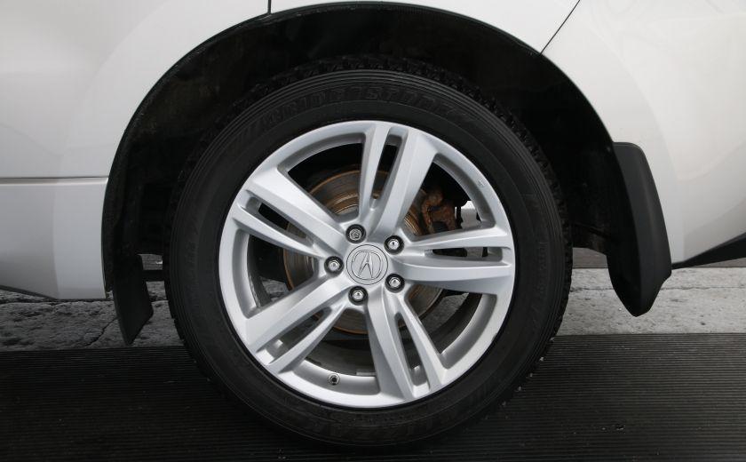 2012 Acura RDX Tech Pkg AWD AUTO A/C CUIR TOIT MAGS #28