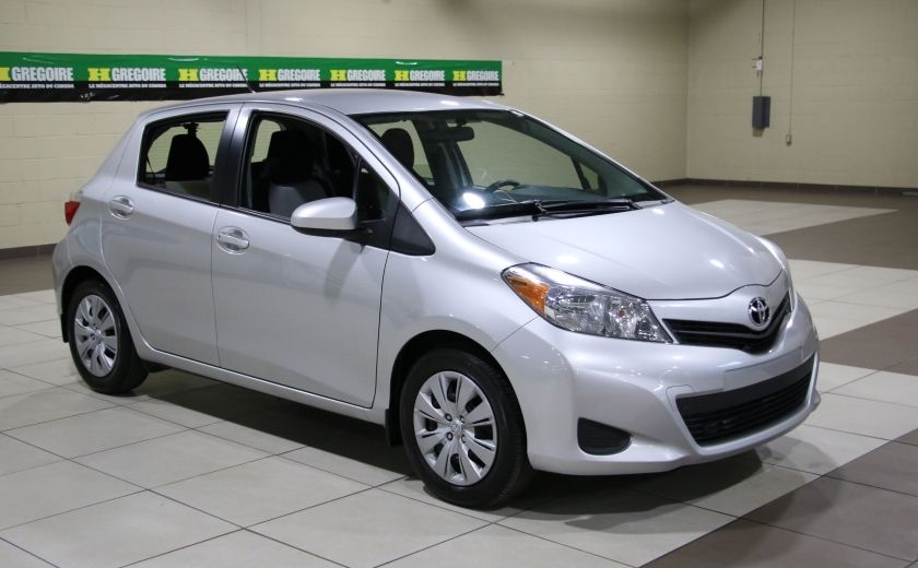2012 Toyota Yaris LE AUTO BLUETOOTH #0
