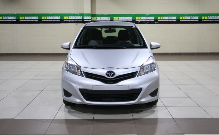 2012 Toyota Yaris LE AUTO BLUETOOTH #1