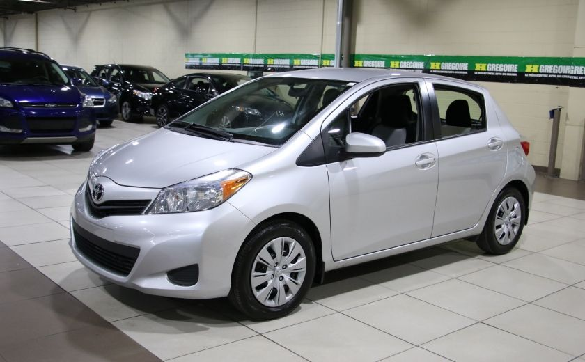 2012 Toyota Yaris LE AUTO BLUETOOTH #2