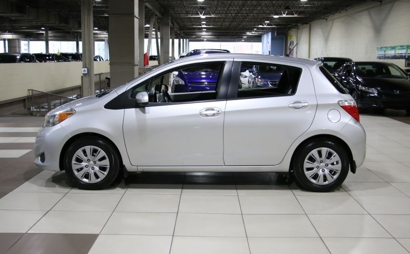 2012 Toyota Yaris LE AUTO BLUETOOTH #3