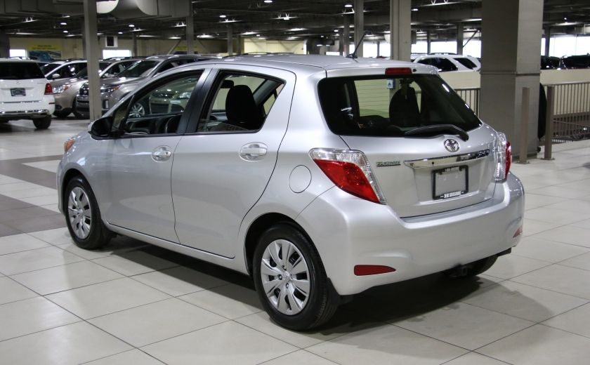 2012 Toyota Yaris LE AUTO BLUETOOTH #4