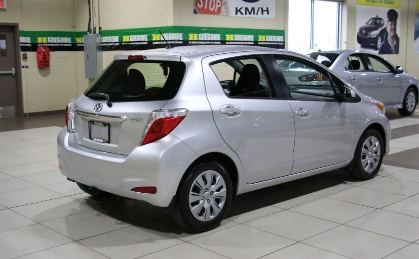 2012 Toyota Yaris LE AUTO BLUETOOTH #6