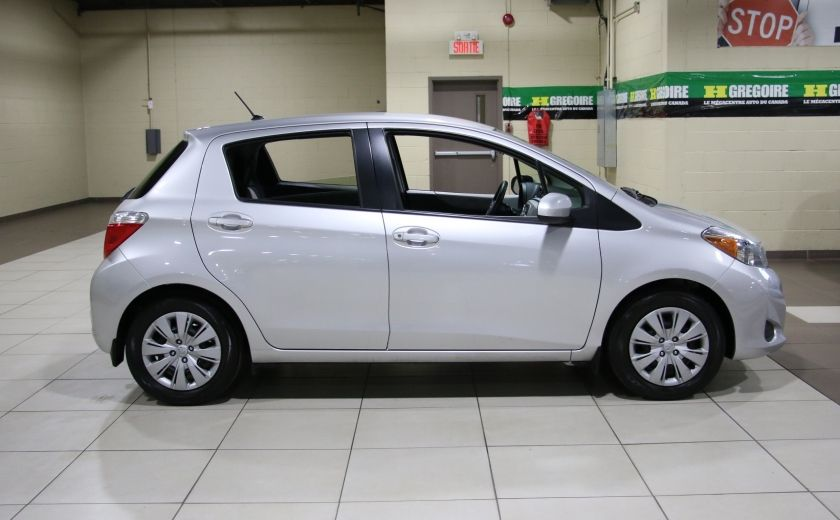2012 Toyota Yaris LE AUTO BLUETOOTH #7