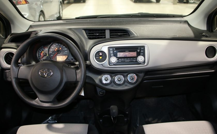 2012 Toyota Yaris LE AUTO BLUETOOTH #10