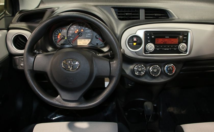 2012 Toyota Yaris LE AUTO BLUETOOTH #11
