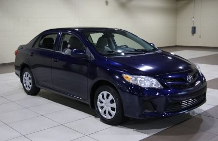 2013 Toyota Corolla CE AUTO A/C GR ELECT BLUETOOTH in Saguenay