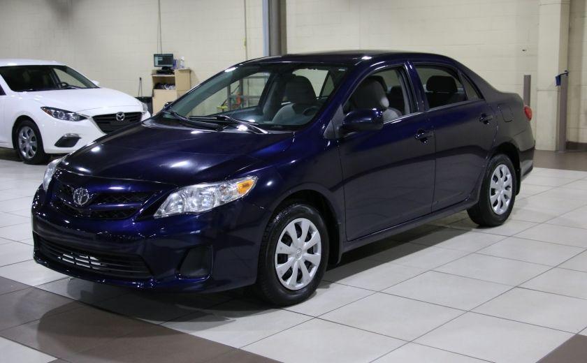 2013 Toyota Corolla CE AUTO A/C GR ELECT BLUETOOTH #2