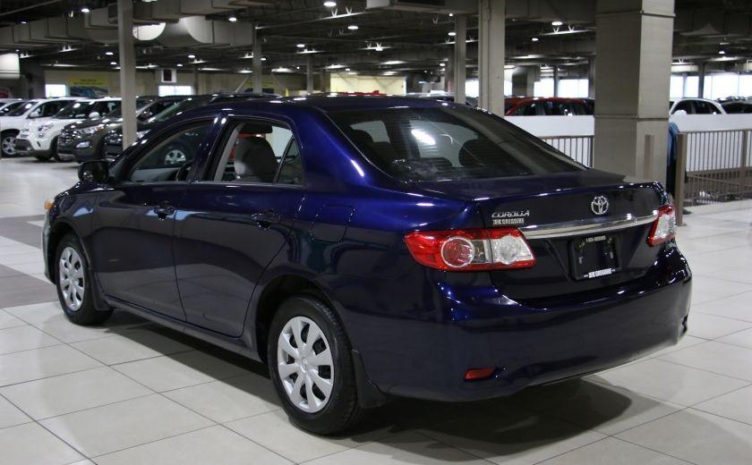 2013 Toyota Corolla CE AUTO A/C GR ELECT BLUETOOTH #4