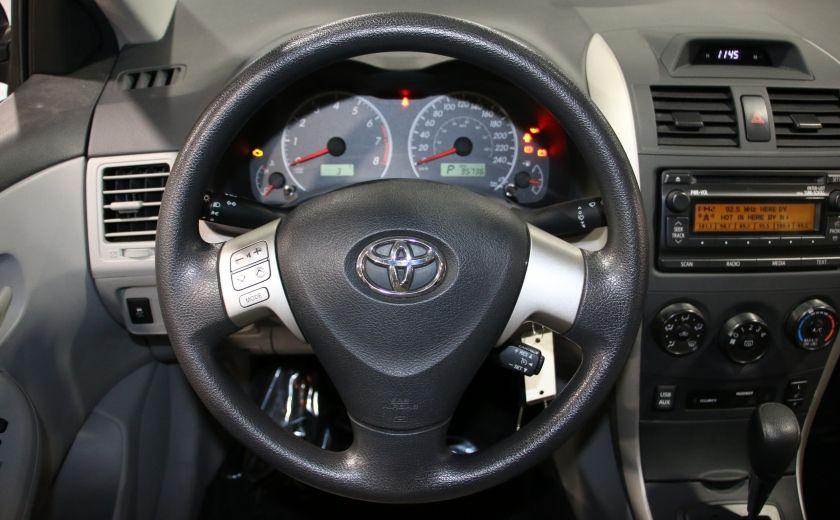 2013 Toyota Corolla CE AUTO A/C GR ELECT BLUETOOTH #13