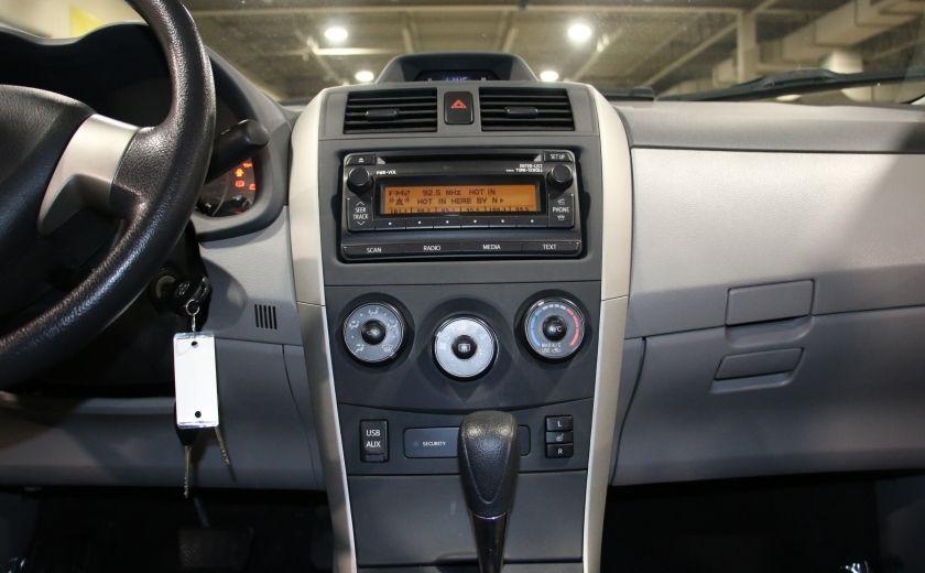 2013 Toyota Corolla CE AUTO A/C GR ELECT BLUETOOTH #14