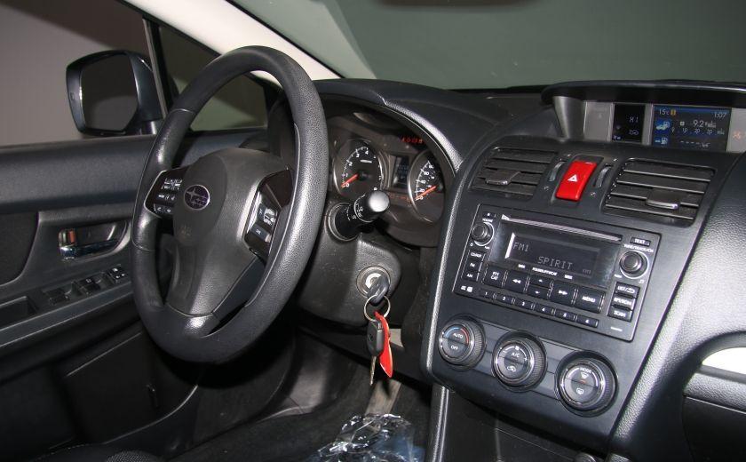 2013 Subaru XV Crosstrek AWD GR ELECT MAGS BLUETOOTH #19