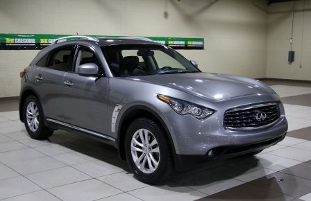 2011 Infiniti FX35 AWD AUTO A/C CUIR TOIT MAGS à Victoriaville