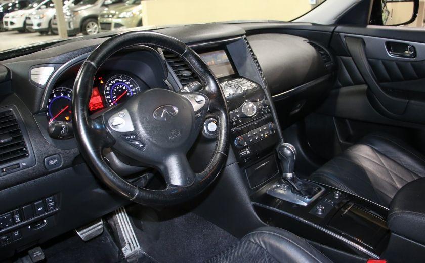 2011 Infiniti FX35 AWD AUTO A/C CUIR TOIT MAGS #8